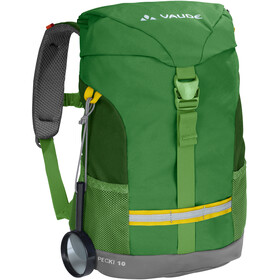 VAUDE Pecki 10 Backpack Kinder parrot green